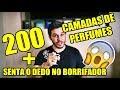 200 CAMADAS DE PERFUMES - Loucura total !