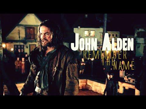 john alden | remember the name