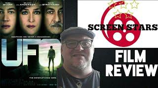 UFO (2018) Sci-Fi Film Review (Gillian Anderson)