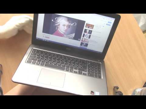 Dell Inspiron 15 5000 series, Dell Inspiron 5567 notebook -
