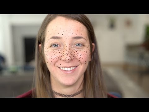 Making Fake Freckles ~*WORK*~ For Me