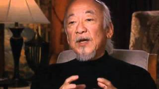 "Pat Morita discusses playing Ah Chew on ""Sanford and Son"""