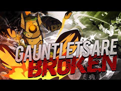 Gauntlets are SOOOO BUSTED!!!! thumbnail
