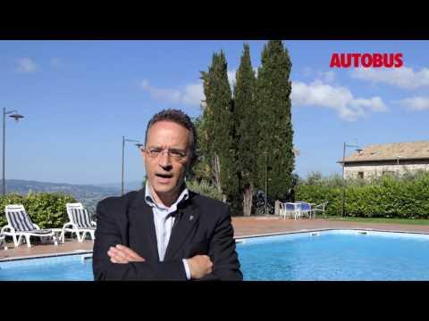 Intervista a Roberto Caldini, lo Scania Touring sbarca in Italia