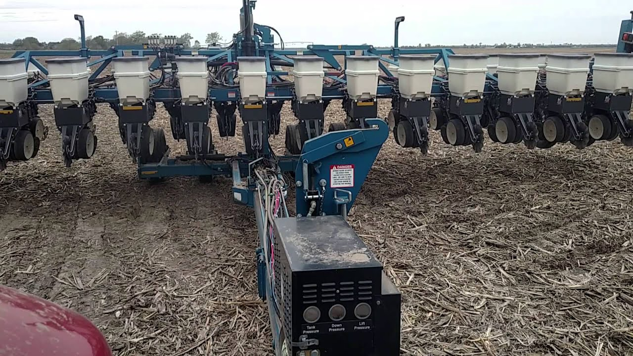 Getting Kinze 3600 Ready For Transport Youtube