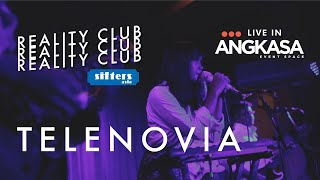 #ANGKASALIVE - REALITY CLUB - TELENOVIA