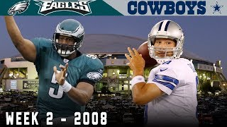 The Final Monday Night Game at Texas Stadium! (Eagles vs. Cowboys, 2008)