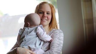 LEBEN! Mutter mit 15  Windeln wechseln statt Party feiern (Reportage 2015)