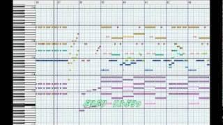 [MIDI] リトル♥ぷりんせす★ぷりっ!/リルぷりっ (TV Size OP) [耳コピ]