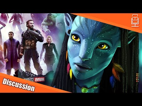 Can Avengers Infinity War take down Avatar