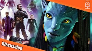 Can Avengers Infinity War take down Avatar