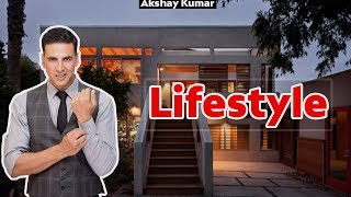Akshay Kumar Lifestyle, Family, Net Worth, House, Income, Cars, Wife, Biography 2018