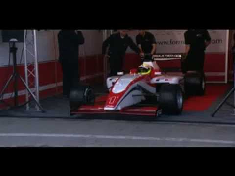 FIA Formula Two Championship 2009 - Armaan Ebrahim