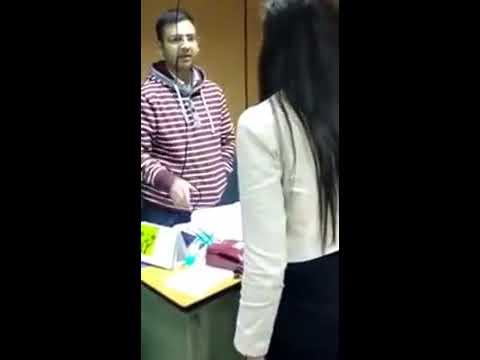 Drunk Girl Creates Ruckus High voltage Drama in Delhi police station