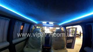 переоборудование микроавтобуса Mercedes vito и тюнинг салона(, 2013-11-06T23:07:30.000Z)