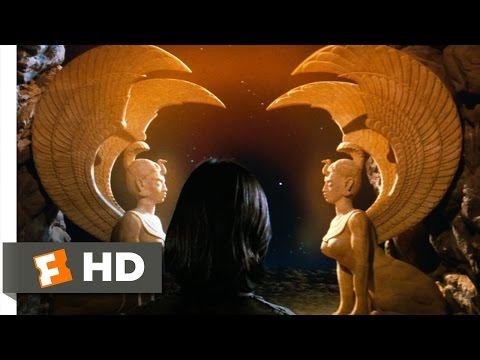 The Neverending Story (5/10) Movie CLIP - Through Sphin' Gate (1984) HD
