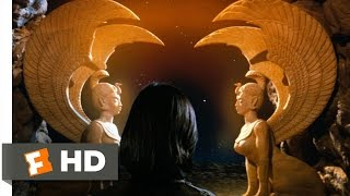 the neverending story 510 movie clip through the sphinxes gate 1984 hd