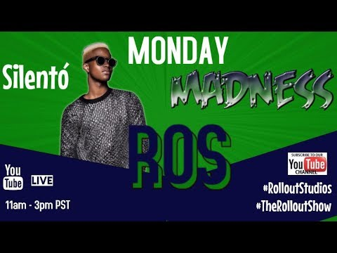 The Roll Out Show Monday Madness w/'Silentó - Watch Me (Whip/Nae Nae)