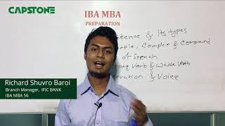 IBA MBA & JOB Preparation Guideline