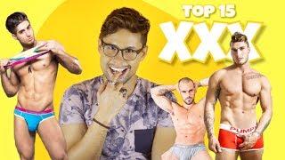 SOY DARIO |  TOP 15 ACTORES PORNO GAY FAVORITOS