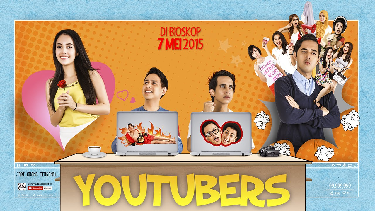 Youtubers Official Trailer Youtube