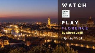 Alfred Jaëll: Florence (Nocturne), Op.154 No. 3