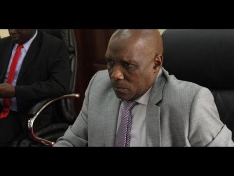 Charges facing National Land Commission chairman Mohammed Swazuri