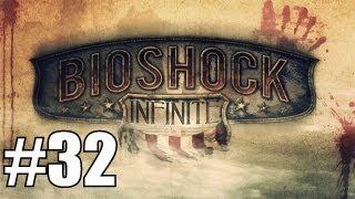 BioShock Infinite Gameplay Walkthrough Part 32 - THE JUMPSCARE