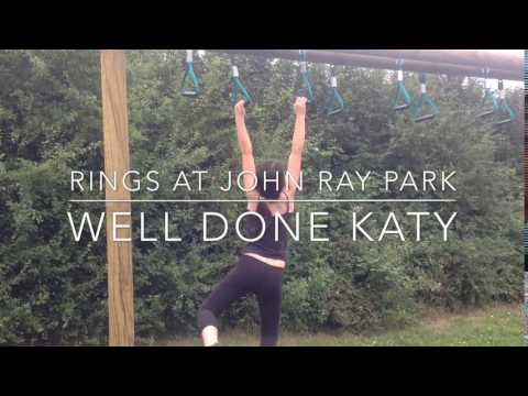 Katy on JRP Rings