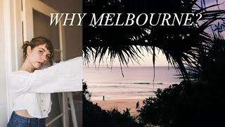 Q&A | Why did I move Melbourne?