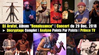 DJ Arafat Album Renaissance | Decryptage Complet |  PRIINCE TV