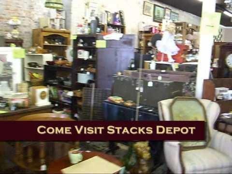 Stacks Depot Ad