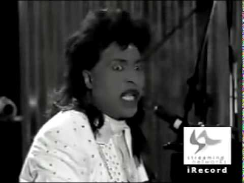 George Raft  with Little Richard ---  SEE GEORGE DANCE
