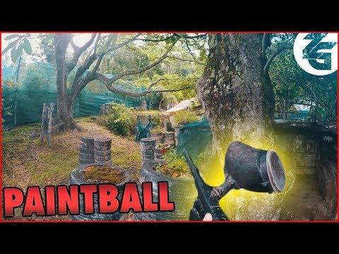 Paintball com Inscritos