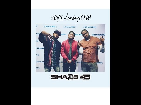 MACK WILDS TALKS THE BREAKS, ADELE, LOVE IN THE 90z on VIP SATURDAYS ON SHADE 45 SIRIUS XM