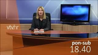 VTV Dnevnik najava 17. veljače 2018.