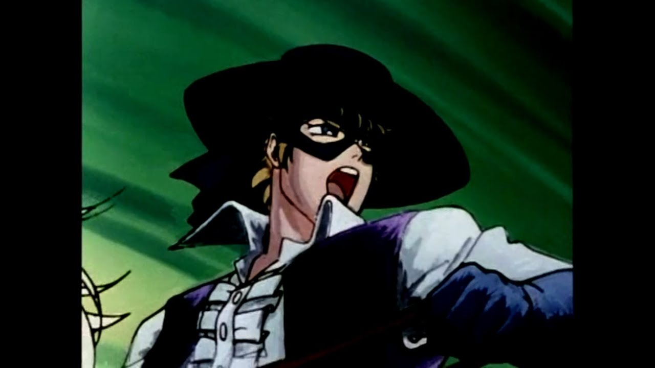 Kaiketsu zorro episode english sub japanese dub youtube