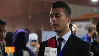 فريق «بال مان» يفتتح دورة أعماله في «قطاع غزة»