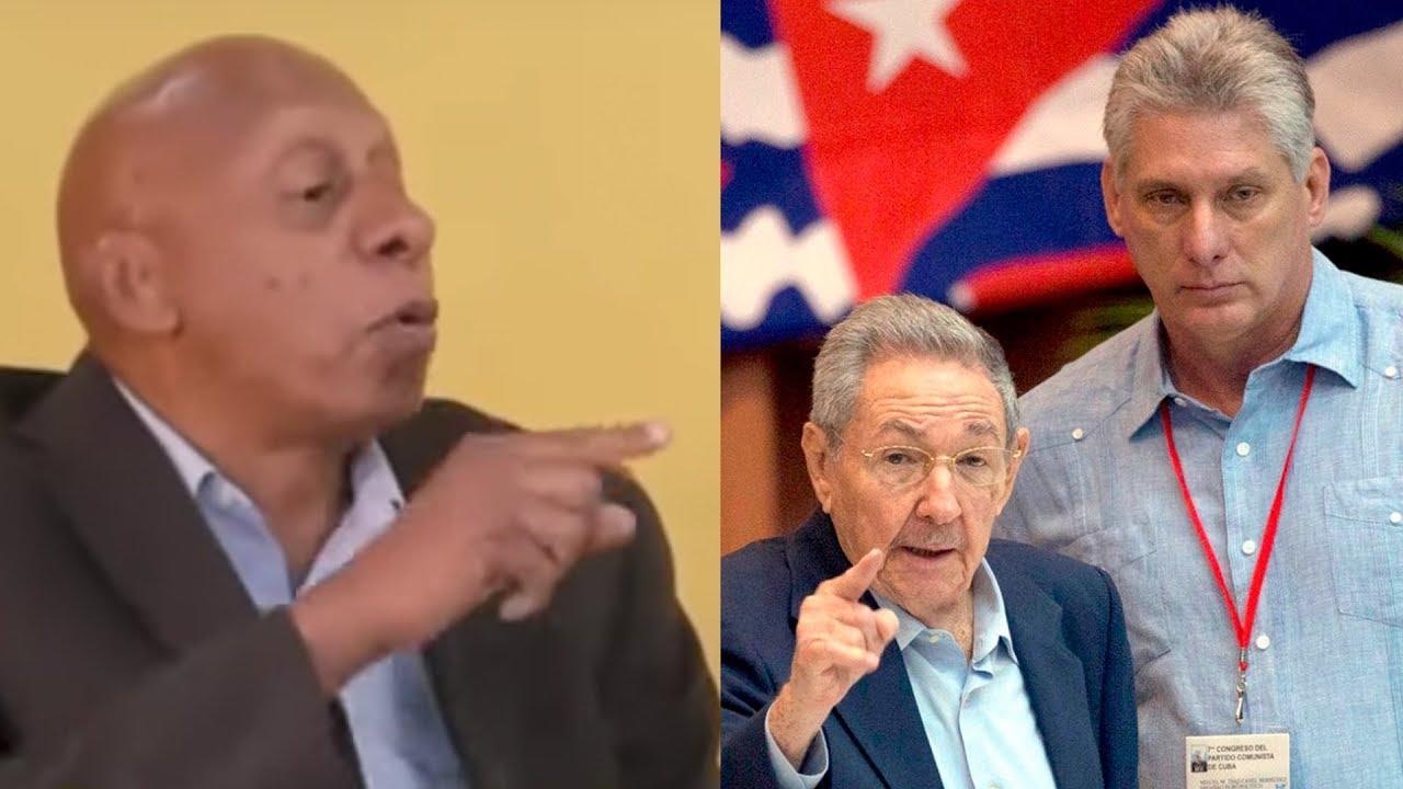 """""""Coco"""" Fariñas: """"Una explosión social o derramamiento de sangre en Cuba es responsabilidad de ellos"""""""