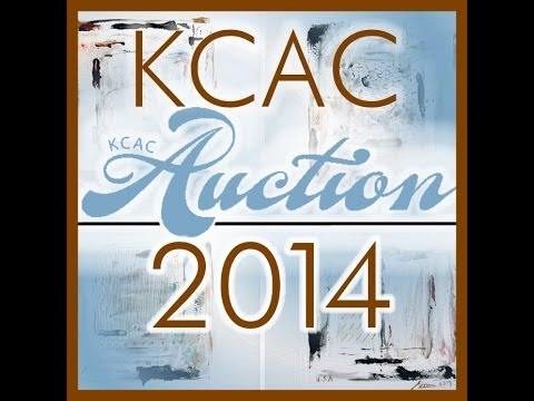 2014 KCAC Benefit Art Auction Slide Show