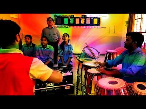 Welcome Song Hindi With Lyrics || सुमन कुंज से लाकर सौरभ