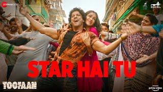 Star Hai Tu - Toofaan | Farhan Akhtar, Mrunal Thakur|Siddharth M,Divya K,Himani K|Javed Akhtar | SEL