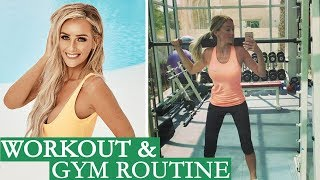 Laura Anderson Workout and GYM Training 2019