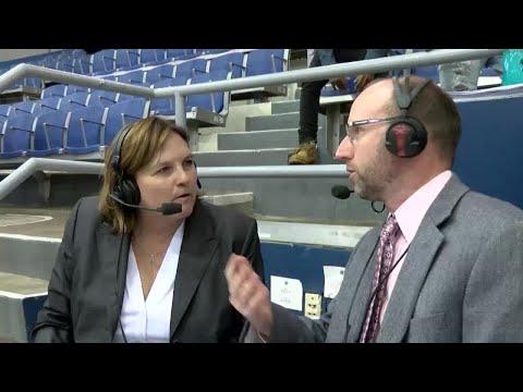 Illini WBB Coach Fahey Radio Inteview @ Memphis | 12/3/17