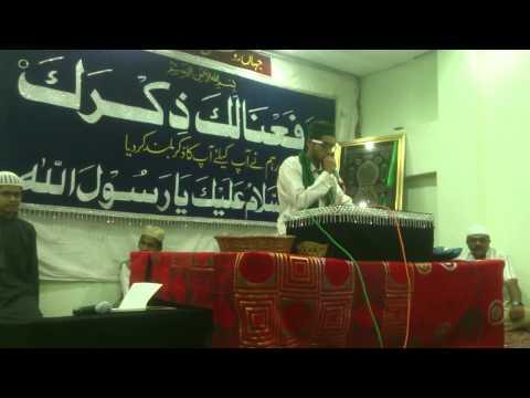 Kare Chara Sazi Ziarat Kisi Ki by Shoaib Ahmed