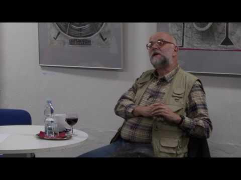 Stanislav Komárek, Země spatřené - 22. 11. 2016 - Knihkupectví a antikvariát Fryč