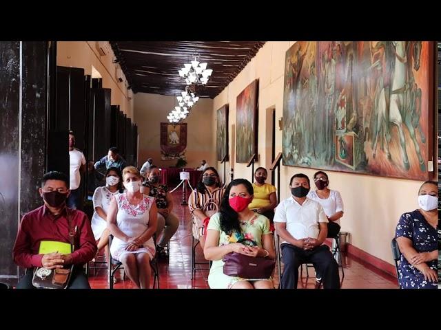 Día del bibliotecario en Valladolid Yucatán