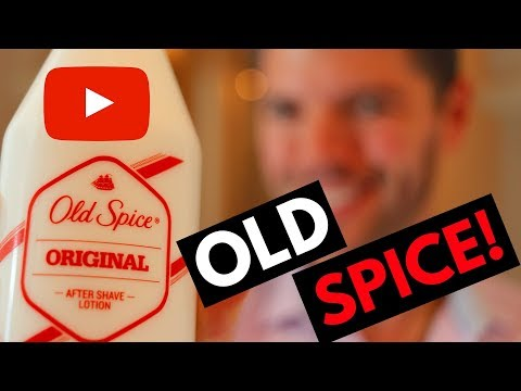 100th Fragrance Review! Old Spice and Bubbly! Jimmy Q's Fragrance Reviews!