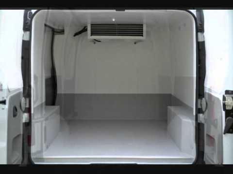 Refrigerated Van Conversions By CoolVan