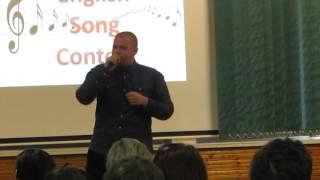 Конкурс английской песни || 9б || Back in the USSR